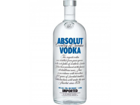termék - ABSOLUT VODKA BLUE 1L