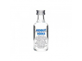 termék - ABSOLUT VODKA BLUE 0,05L