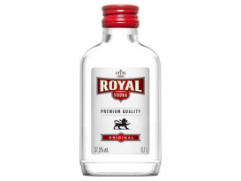 termék - ROYAL VODKA 0,1L